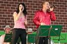2009 Blasmusikfest Ivonne und Mario