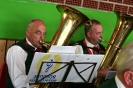 Tubisten des Blasorchesters Boßdorf